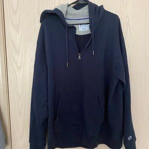 Men's Champion Half Zip